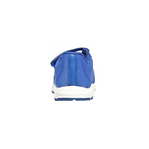 Naturino - Naturino Kinder Sport Schuhe Blau Leder Textil Sport 487 Blau
