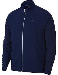 Nike RF M NKCT Jacket ESSNTL - Chaqueta, Hombre, Multicolor(Blue Void/