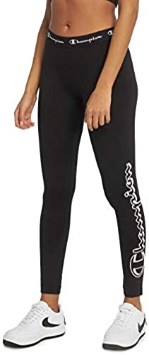 Champion Legacy Damen Leggings 7 8 SchwarzL