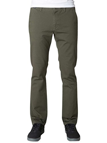 Fox Selecter Chino Pant Homme Dark Fatigue