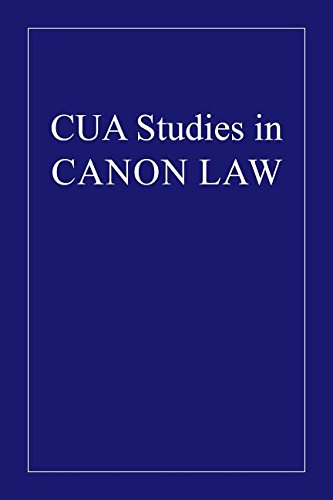 The Crime of Abortion in Canon Law (CUA Studies in Canon Law) por Roger John Huser