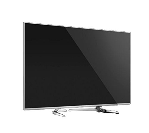 "Panasonic VIERA 50DX750F TX-50"" Ultra HD 4 K et 3D Smart TV LED-TV Argent Téléviseur (Ultra HD 4 K Firefox OS à la Navigation Embarquée Fixe 16 : 9 3840 x 2160 2160p)"
