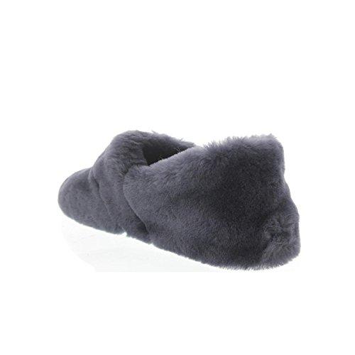 Fortuna 415050-02 Ulla Cozy G Pantofole Da Donna Basalto Grigio Scuro (grigio Scuro)