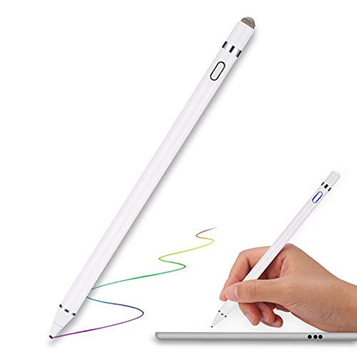 Methodical 5 Colors Functional Pen 3 In 1 Touch Screen Stylus Ballpoint Pen With Led Flash Light For Ipad Iphone Office School Supplies Strong Resistance To Heat And Hard Wearing Ballpoint Pens