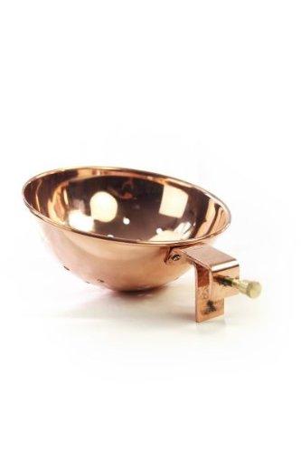 feuerzangenbowle zuckerhuthalter 'Coppergarden®' Feuerzangenbowle ? Zuckerhut Halterung aus Kupfer ? universell passend zu allen Töpfen