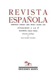 Revista española: 6 par  José Jurado Morales
