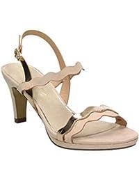 edc7b32cc02 Amazon.es  rosa oro - Zapatos para mujer   Zapatos  Zapatos y ...