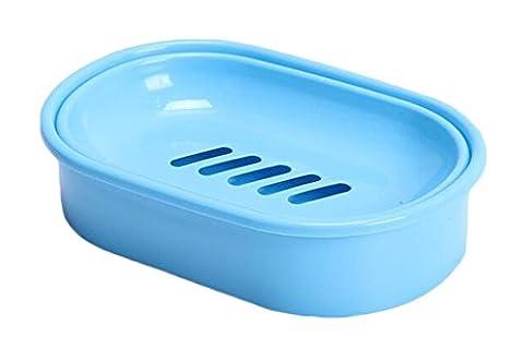 Double-Layer Seifenschale für Badmöbel, Küchenspüle