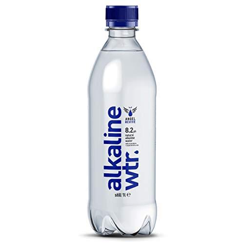 Angel Revive Natürliches alkalisches stilles Wasser 1 Liter Packung mit 12 Stück