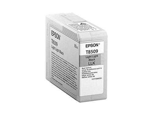 Preisvergleich Produktbild Epson original - Epson SureColor SC-P 800 SP (T8509/C13T850900) - Tintenpatrone schwarz hell hell - 80ml