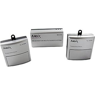 Arexx TL-500 Wireless Temperature Data Logger System