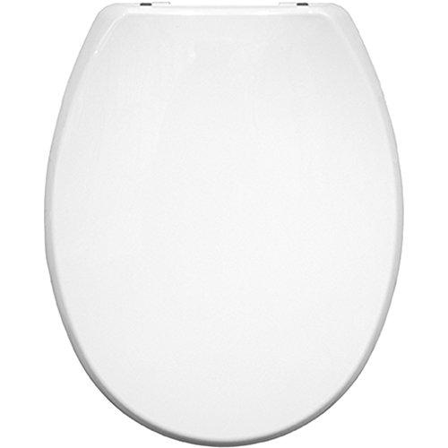 comprare on line Bemis Buxton STA-TITE Sedile Copriwater Universale, Bianco prezzo