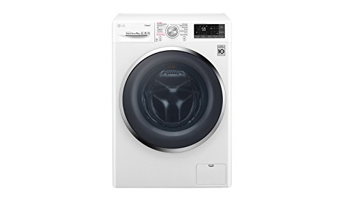 LG f14wm9ts2�Freestanding Front-Load 9�kg 1400rpm A + + + White���Washing Machine (Freestanding, Front Loading, White, Touch, Left, Cold)