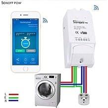 Control Remoto Inteligente Wifi Inalámbrico conecta tu casa desde cualquier lugar del mundo con tu movil Apple & Android calefaccion, luces, sensores, aire acondicinado, alarmas, ahuyenta a los ladrones, ahorro energetico de OPENBUY