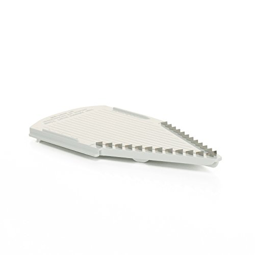 Börner Messereinschub 3,5mm für V1, V3 und V6 Multischneider in weiß - Julienne