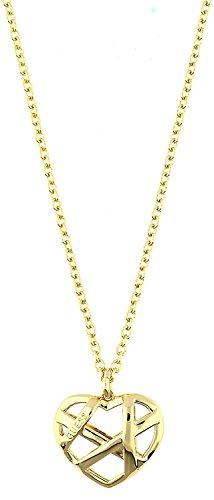 Guess Damen Halskette Metall Gold UBN61026 (Guess Halskette Damen Gold)