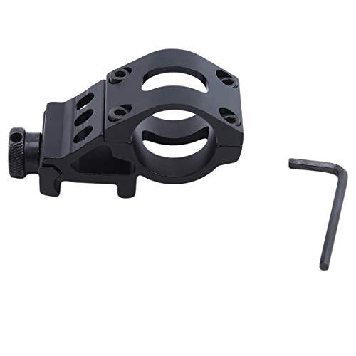 YSINFOD Taschenlampe Montieren Einfache Universal Fahrradgriff Torch Bracket Clamp Night Safe Drive Praktische Werkzeughalter Stehen