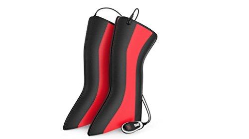 - Massage-Verlängerung, elektrische Wärme-Leggings mit gemischten Wärme, Kälte-Massage und Physiotherapie-Compress -