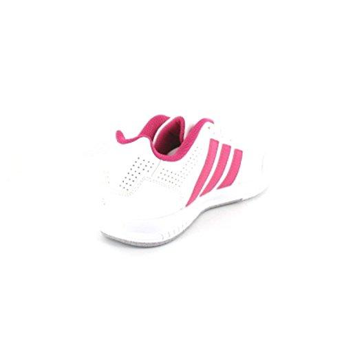 Adidas Performancelk Trainer 7 - Chaussures De Course Unisexes - Kids White