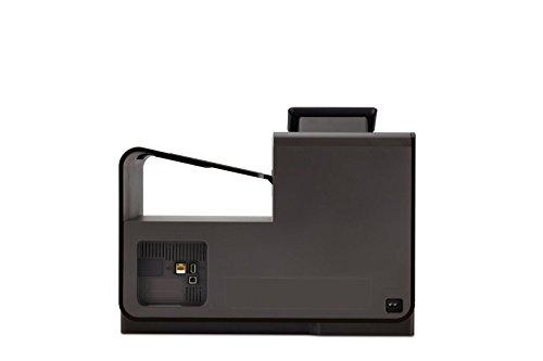 Bild 6: HP Officejet Pro X551dw All-in-One Multifunktionsdrucker (A4, Drucker, Scanner, Kopierer, Fax, Dokumentenecht, Wlan, USB, 2400x1200) schwarz