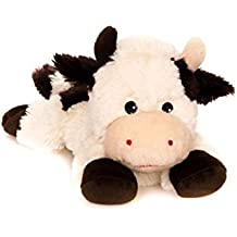 Habibi Plush Baby Wärmekissen Wärmetier Kuh Hirsefüllung