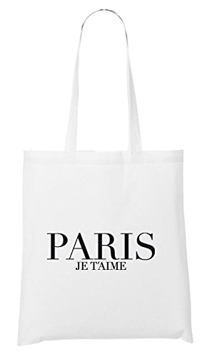 Certified Freak Paris Je T´aime Sac Blanc