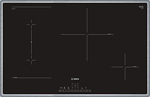Bosch PVS845FB5E Kochfeld (Elektro / Einbau) / 4 Heizelemente / 7,95 cm / QuickStart