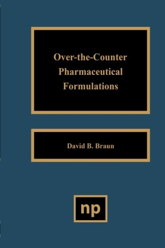Over-The-Counter Pharmaceutical Formulations
