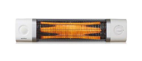 Infrarotstrahler Veito CH2500 TW weiß - 2500 Watt
