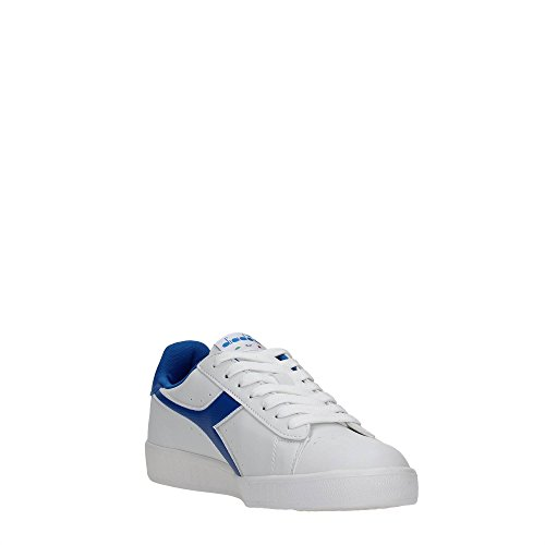 Diadora game p White/Micro Blue