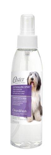 oster-clean-fresh-spray-de-demelage-pour-chien-177-ml
