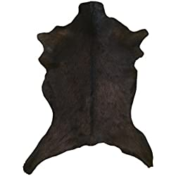 Zerimar. Alfombra piel de cabra. Medidas: 90x70 cms. 100% Natural. Piel procedente de brasil, consideradas las mejores pieles del mundo por su curtición y brillante pelo.