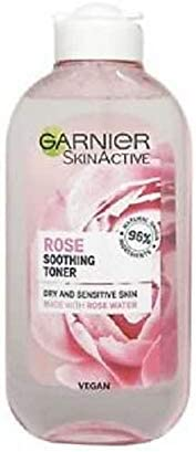 Garnier Natural Rose Water Toner Sensitive Skin 200 ml