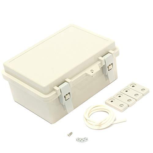 Caso adaptable IP65 resistente al agua de plástico caja de conexiones eléctricas...