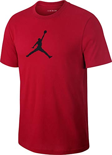 Nike Herren ICON 23/7 Tee SPSU19 T-Shirt, Gym red/Black, L