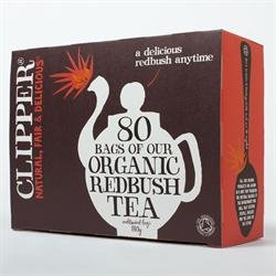 Clipper Organic Infusion Everyday Redbush 80 bags