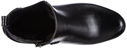 Rieker Y0580, Bottes Classiques femme Noir (schwarz/schwarz / 00)