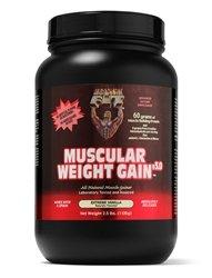 Gesund 'n Fit Muskuläre Gewicht Gain 3.0–1,13° kg Behälter, Schokolade