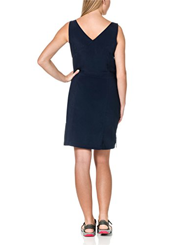 Jack Wolfskin Damen Kleid Wahia Dress Night Blue