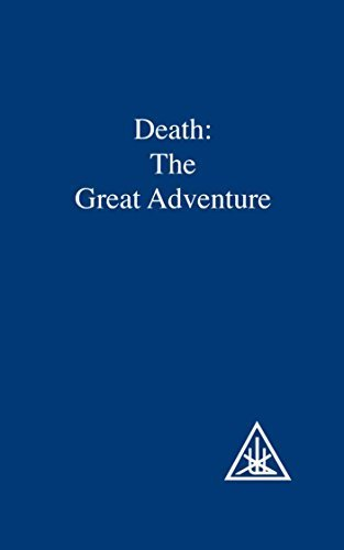 Death: The Great Adventure by Alice A. Bailey (1998-06-01)
