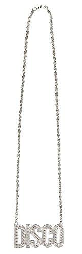 Boland 00715 Halskette Spielzeug, Silber