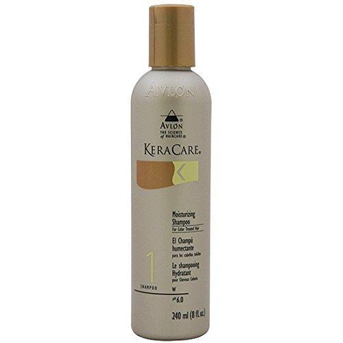 KeraCare Moisturizing Shampoo for Color Treated Hair 235ml 8oz by Avlon