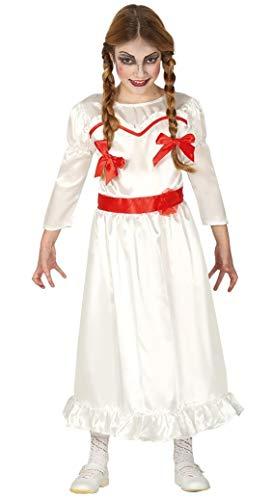 Besessense Puppe Annabelle Halloween Kostüm Kinder ()