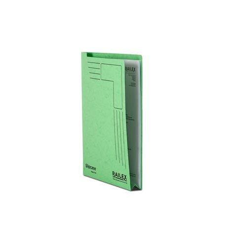 railex A4Schuber Ordner–Smaragd (25Stück)