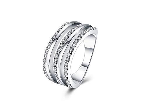 Ferferferwon anello di fidanzamento, r068 all'ingrosso di alta qualitànickle free antiallergico jewelry 18k oro reale placcato anello per le donne
