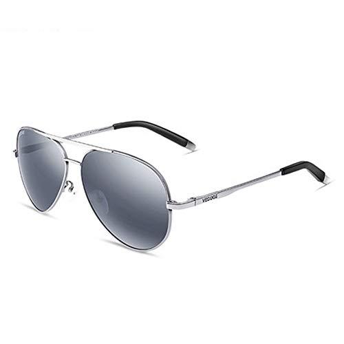 Wghz Outdoor Herren polarisierte Sonnenbrille Herren Sonnenbrille Fahrerspiegel Neue Froschbrille