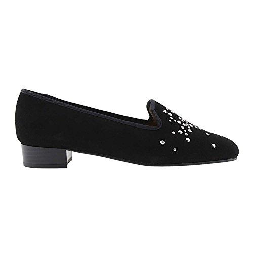 PAULA ALONSO Scarpe Stile Pantofole Nero