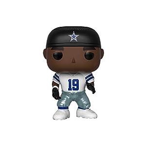 Funko- Pop Figura De Vinil: NFL: Cowboys-Amari Cooper (Home Jersey) Coleccionable, Multicolor (42869)