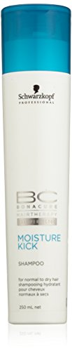 Schwarzkopf BC Moisture Kick Shampoo - For Normal to Dry Hair (New Packaging) 250ml/8.4oz  available at amazon for Rs.608