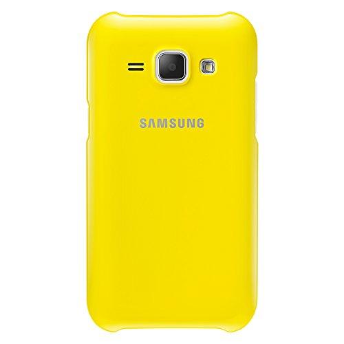 Samsung Ef-pj100byegww Galaxy J1 Yellow Giallo- samsung - ebay.it